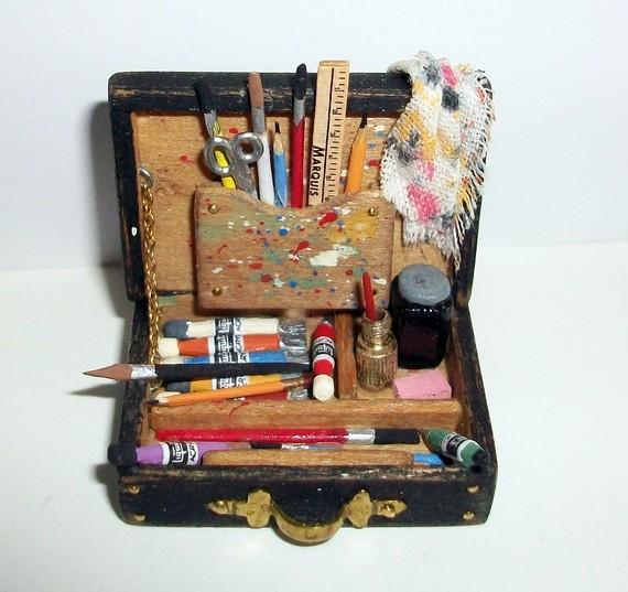 Marquis Miniatures: » Миниатюры для кукольных домиков » Картинки, эскизы